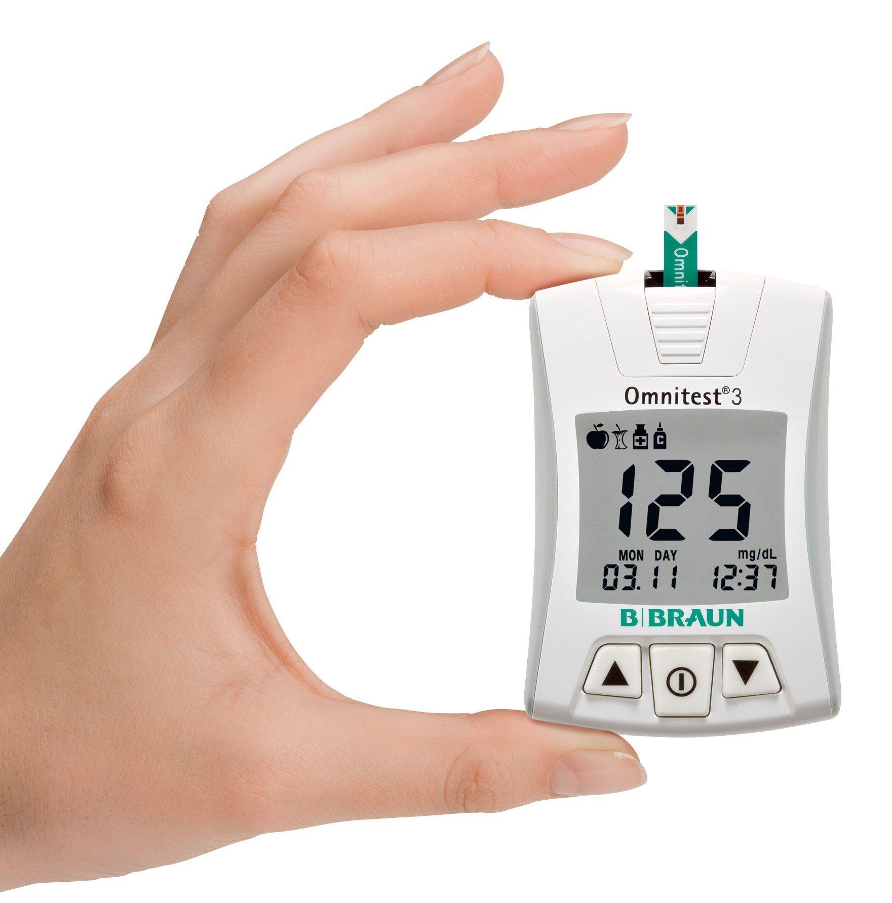 Sử dụng máy đo đường huyết tại nhà thật hiệu quả